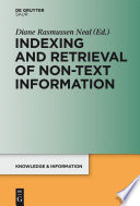 Indexing And Retrieval Of Non Text Information