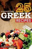 25 Greek Recipes