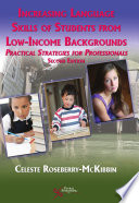 Increasing Language Skills of Students from Low Income Backgrounds