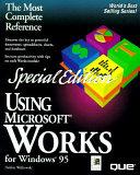 Using Microsoft Works for Windows 95