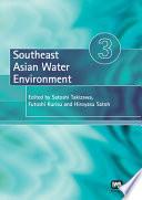 Southeast Asian Water Environment 3 Book
