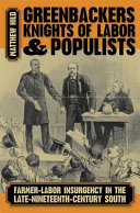 Greenbackers, Knights of Labor, and Populists Pdf