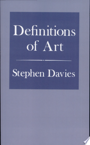 Read Online Definitions of Art Free Books - Unlimited Book
