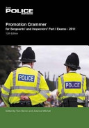 Promotion Crammer for Sergeants and Inspectors Part 1, . Exams