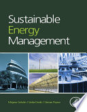 Sustainable Energy Management Book