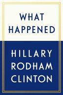 What Happened Book PDF