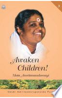 Awaken Children Vol  3 Book
