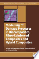 Modelling of Damage Processes in Biocomposites  Fibre Reinforced Composites and Hybrid Composites