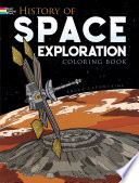 History Of Space Exploration Coloring Book Book PDF