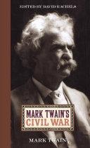 Mark Twain's Civil War Pdf/ePub eBook