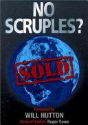 No Scruples  Book