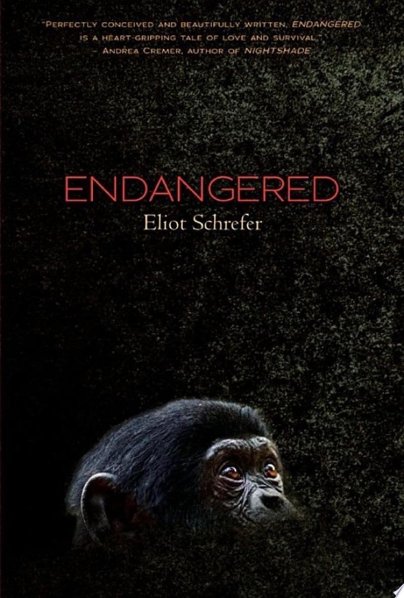 Endangered banner backdrop