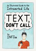 Text, Don't Call Pdf/ePub eBook