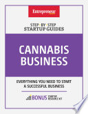 Cannabis Business: Step-by-Step Startup Guide