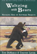 Waltzing with Bears book cover image