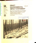 Pdf Modoc National Forest (N.F.), Blue Fire Forest Project
