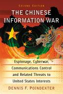The Chinese Information War Pdf/ePub eBook