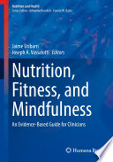 Nutrition  Fitness  and Mindfulness Book