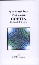 The Book of the Goetia
