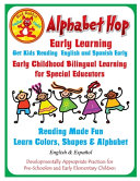 Alphabet Hop Early Childhood Learning Bilingual English And Spanish