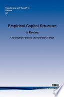 Empirical Capital Structure