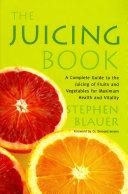 The Juicing Book Pdf/ePub eBook