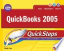 Quickbooks 2005 Quicksteps