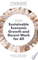 SDG8   Sustainable Economic Growth and Decent Work for All