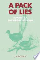 Lies Pdf [Pdf/ePub] eBook