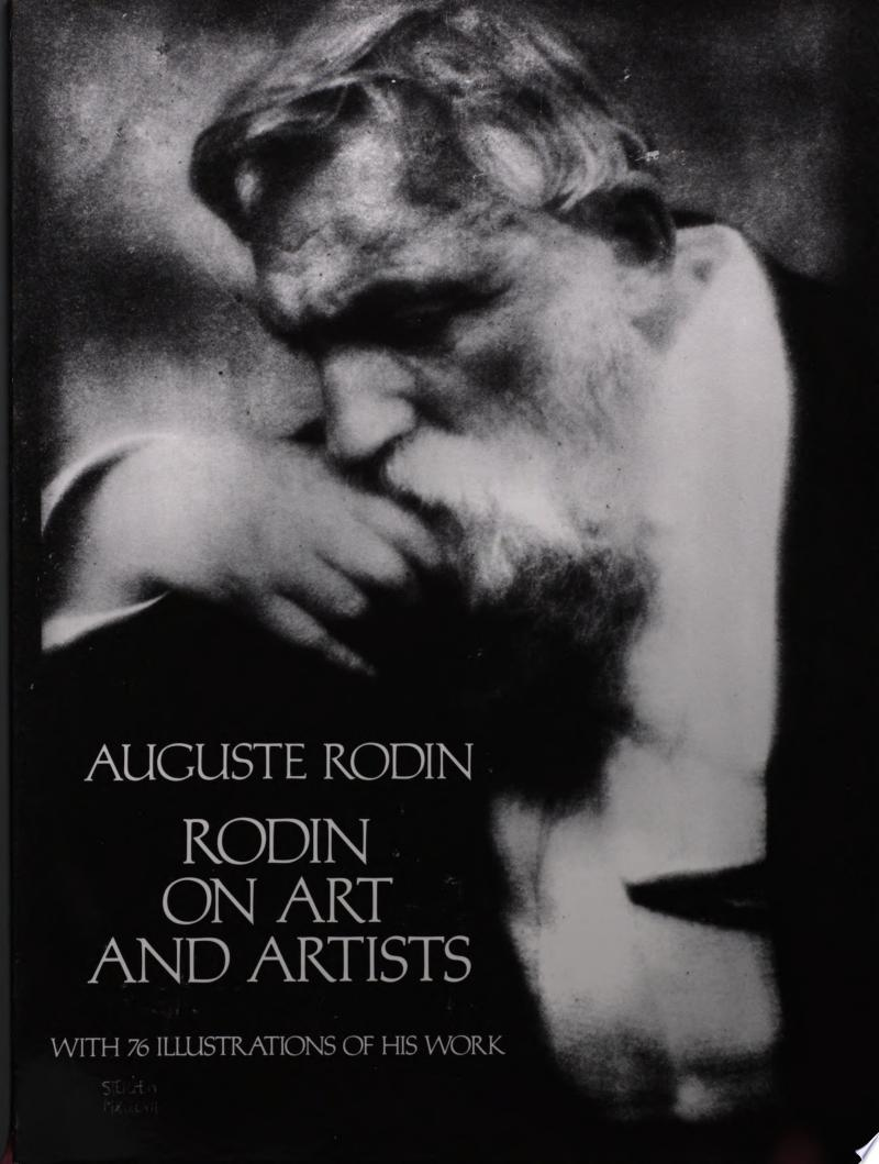 Rodin on Art and Artists banner backdrop