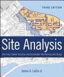 Site Analysis [Pdf/ePub] eBook