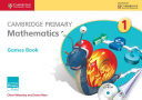 Cambridge Primary Mathematics Stage 1 Games Book with CD-ROM