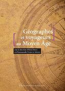 Pdf Géographes et voyageurs au Moyen Âge Telecharger