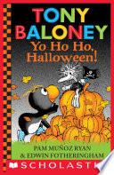 Tony Baloney Yo Ho Ho  Halloween