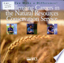 Challenging Careers in the Natural Resources Conservation Service Book