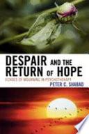 Despair and the Return of Hope