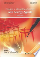 Frontiers in Clinical Drug Research - Anti-Allergy Agents