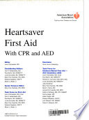 Heartsaver First Aid, with CPR and AED