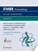 World Congress of Medical Physics and Biomedical Engineering 2006 Book