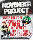 November Project  The Book Book PDF