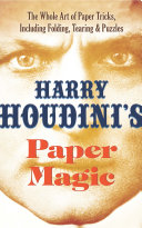 Harry Houdini's Paper Magic [Pdf/ePub] eBook