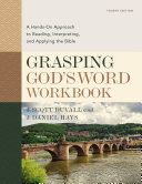 Grasping God's Word Workbook, Fourth Edition