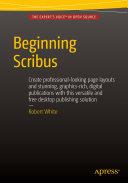 Beginning Scribus [Pdf/ePub] eBook