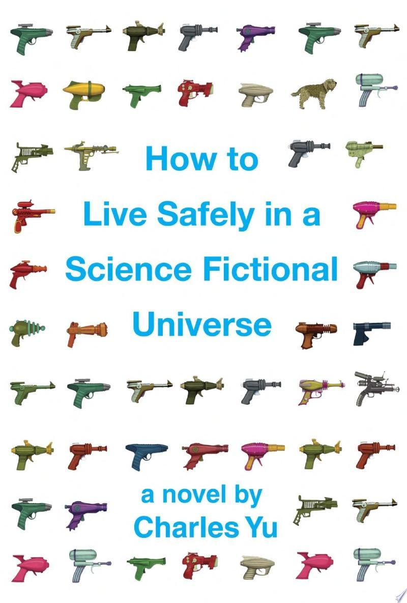 How to Live Safely in a Science Fictional Universe banner backdrop