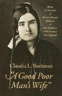 A Good Poor Man s Wife