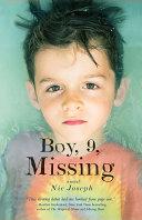 Boy, 9, Missing Pdf/ePub eBook