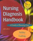 Nursing Diagnosis Handbook Book