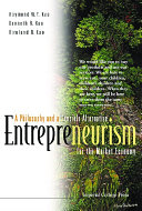 Entrepreneurism  A Philosophy And A Sensible Alternative For The Market Economy