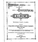 Portrait and Biographical Album of Whiteside County, Illinois