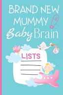 Notebook For New Mums